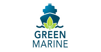 Green Marine Logo