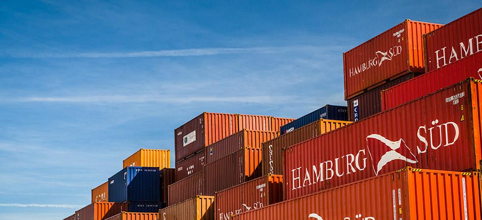 high-productivity port terminal