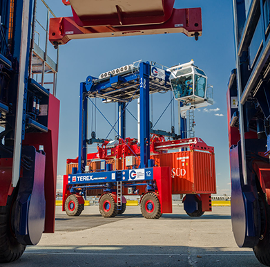 gct container mover